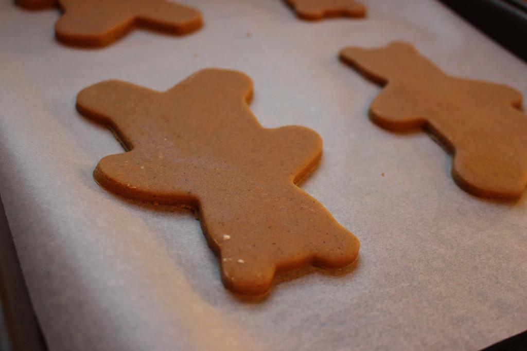 Raw Cookie Shape #1