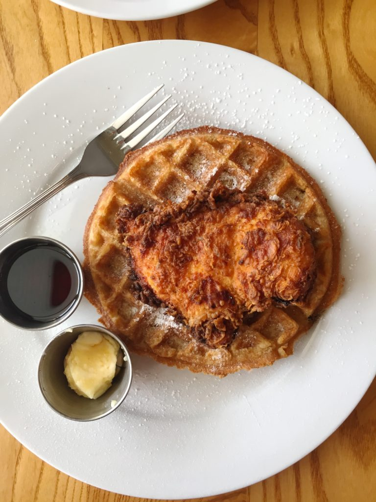 Charleston - Chicken and Waffles