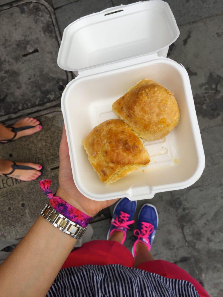 Charleston - Biscuits
